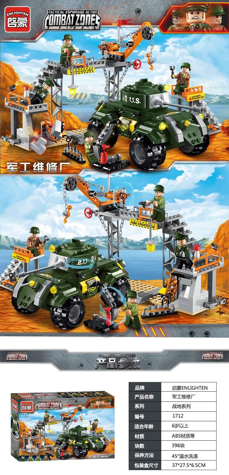 二战:军工维修厂