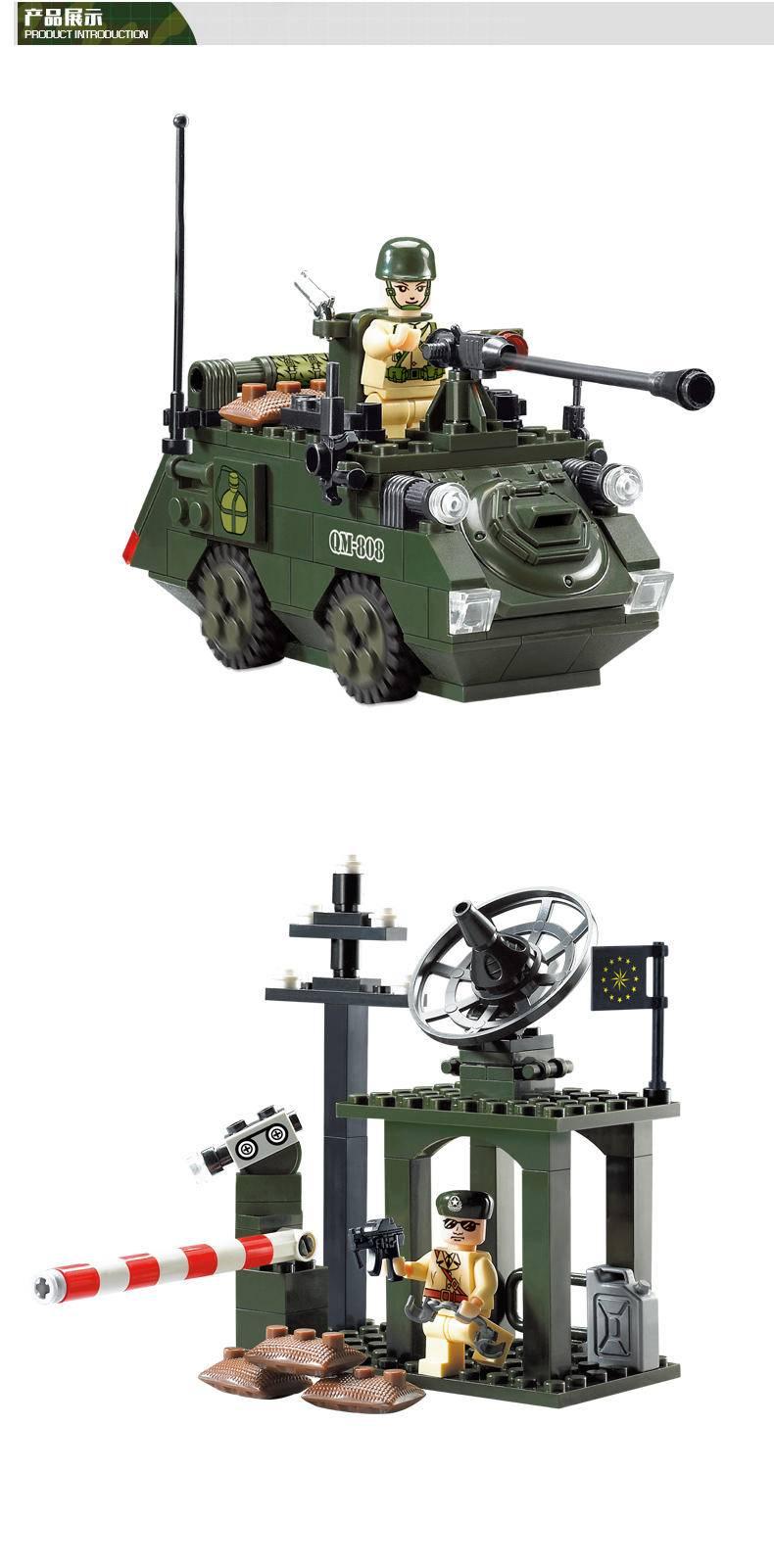 军事:哨站