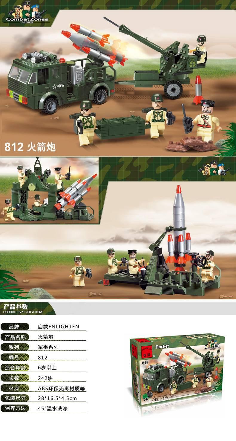 军事:火箭炮