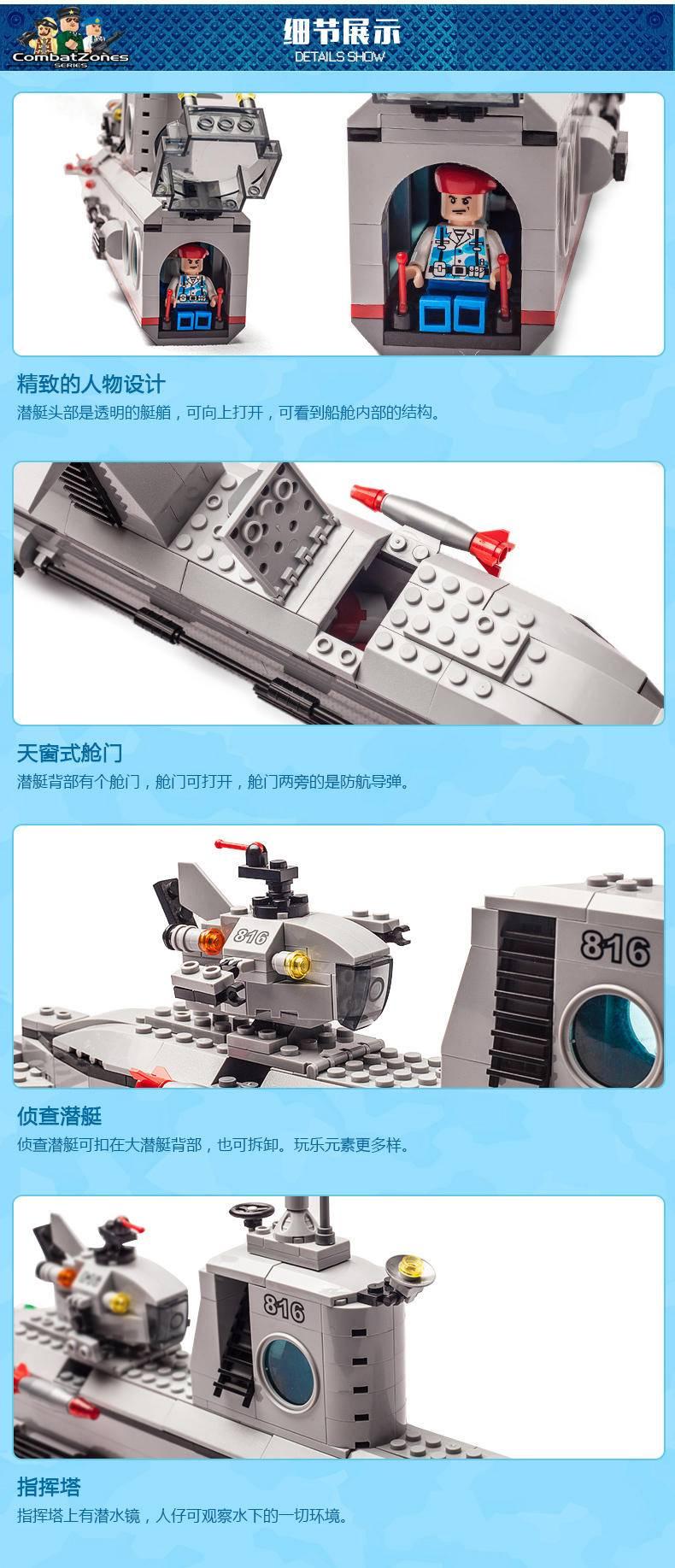 军事:潜艇