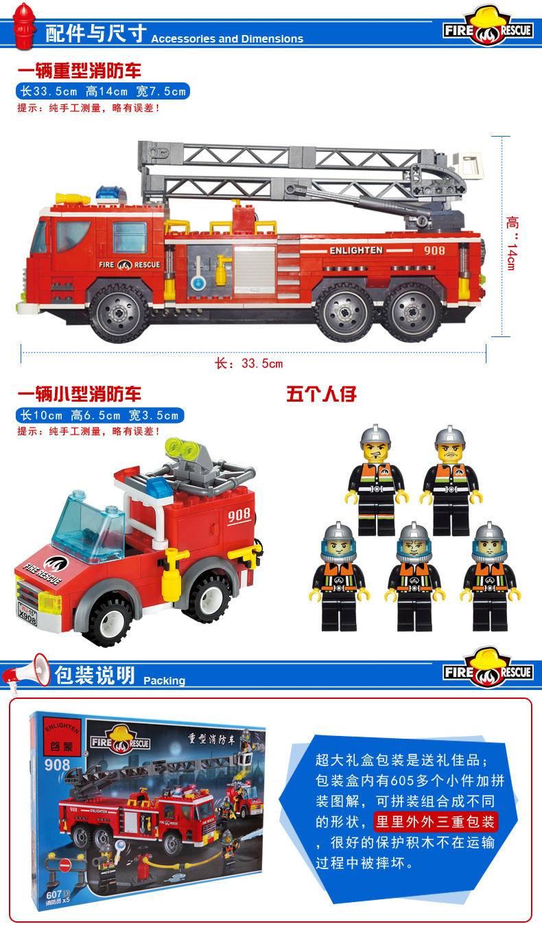 消防:重型消防车